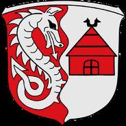 DEU Badbergen Wappen