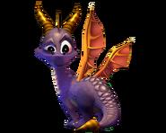 Spyro verwirrt