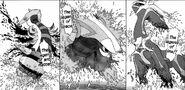 Dimensions Trio Manga