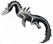 Lagiacrus-Skeleton