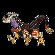 Ginryumon Digimon