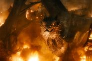 Smaug Hobbit Film 3