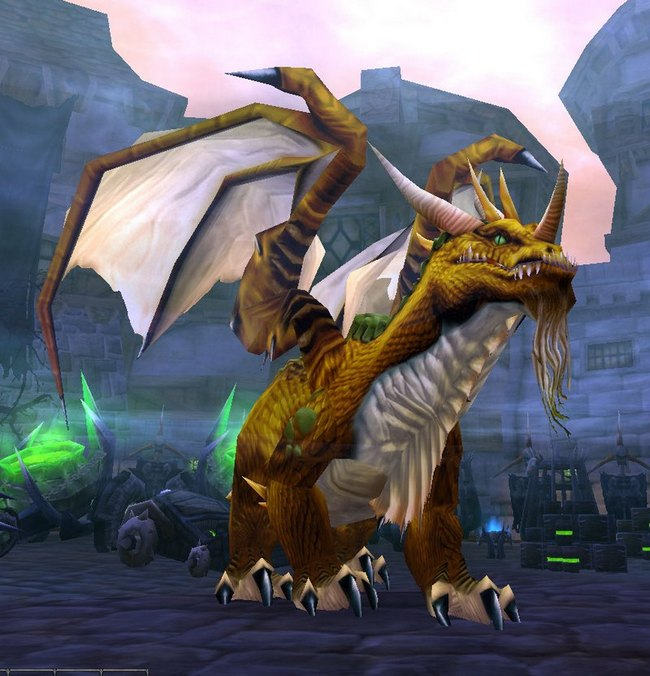 Chromie World of Warcraft Drache.jpg