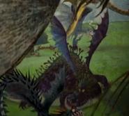 HTTYD Dragons BoD Drache 2