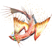 MHXR-Seabream Plesioth