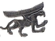 Ägyptischer Greif