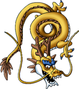 Dragon Quest III Himmelsschlange