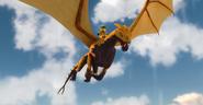 Goldener Drache Ninjago 3