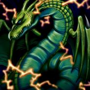 YuGiOh!, Karte; Monster, Donnerdrache