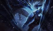 Eisdrachen-Shyvana League of Legends