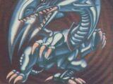 Blauäugiger Weißer Drache