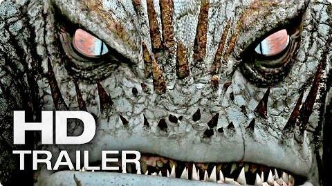 DRACHENZÄHMEN LEICHT GEMACHT 2 Final Trailer Deutsch German 2014 Movie HD