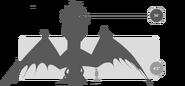 Feuerwurmkönigin Größe