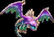 Skrill Lavendel-Skrill