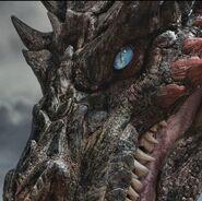 Caraxes Game-of-Thrones