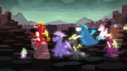 MLP Leuchtende Drachen