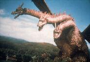 King Ghidorah Godzilla Showa