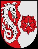 DEU Menslage Wappen