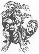 Thessalhydra Dungeons Dragons