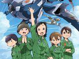 Drachenflieger - Hisone und Masotan
