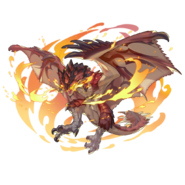 Dragalia Rathalos