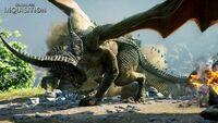 Dragon Age Inquisition Drache 01