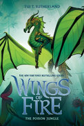 Wings of Fire 13 The Posion Jungle
