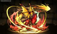 Puzzle Dragons Burning Tail