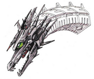 Mecha-King Ghidorah Godzilla Konzept 6
