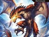 Rathalos und Rathian