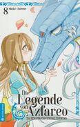 Die Legende von Azfareo bd.8 altraverse cover