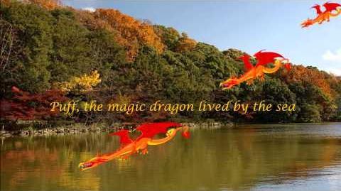 Peter Paul & Mary - Puff The Magic Dragon (with Lyrics)