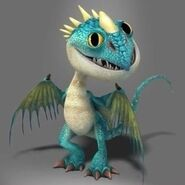 Dragon hero baby nadder