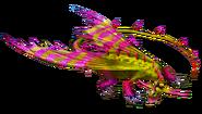 Wechselflügler Scmelzender Flügel