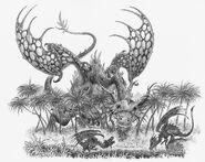 Megadracosaurus Draconodon