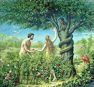 Garden of Eden - Fall of Man