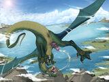 Vergil the Drippy Dragon