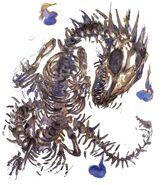 Amano Bone Dragon