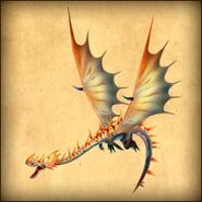 Kettenschwanz Titanflügler