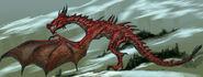 The-Elder-Scrolls-Skyrim Odahviing Konzept
