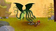 Schnappende Falle Dragons Buch der Drachen