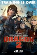 Drachenzähmen 2 Poster