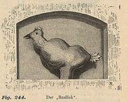 Basilisk Schönlaterngasse