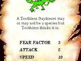 Zahnloser Tagtraum