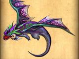 Exotischer Eierbeißer/Dragons - Aufstieg von Berk