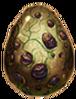 AvB Junger Stachelschreck Ei