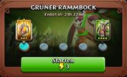 TU Quests - Grüner Rammbock 1