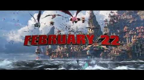 How To Train Your Dragon The Hidden World TV Spot 26