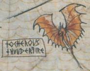 Hicks Karte Tocherous Thunderfire