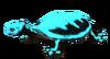 SoD Tier Schildkröte Finsternacht blau
